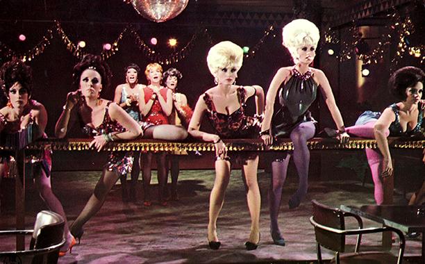 ''Big Spender,'' Sweet Charity (1969)