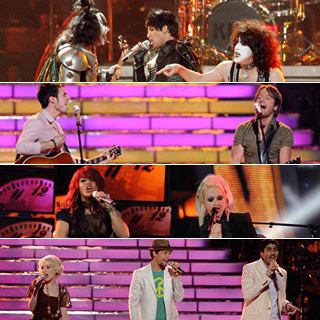Kiss, American Idol, ...