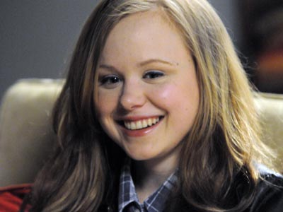 Alison Pill | ''For my biggest Emmy gripe, I give you the truly inexcusable snub of In Treatment 's Alison Pill. She gave an astonishingly fearless, vanity-free performance…