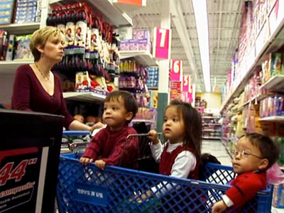 Jon & Kate Plus Eight, Kate Gosselin | Just six episodes into the first season of Jon & Kate Plus 8 , viewers caught a glimpse of Kate's crabbier side when the children…
