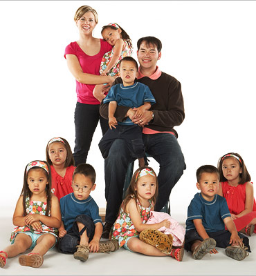 19. JON & KATE PLUS EIGHT (TLC, 2007-2009)