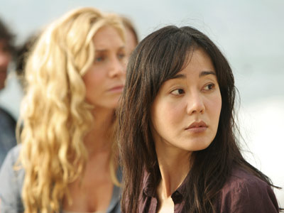 Yunjin Kim, Lost, ... | WHAT WE KNOW: The Others had a baby-making problem on the Island. Women could conceive and carry a child into the second trimester. Then, something…