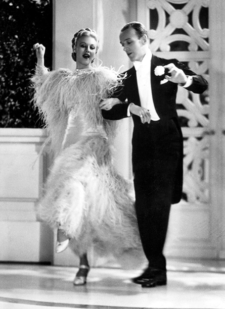 ''Cheek-to-Cheek,'' Top Hat (1935)