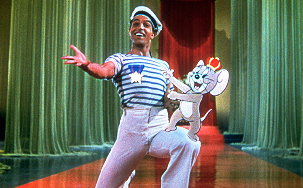 Gene and Jerry, Anchors Aweigh (1945)