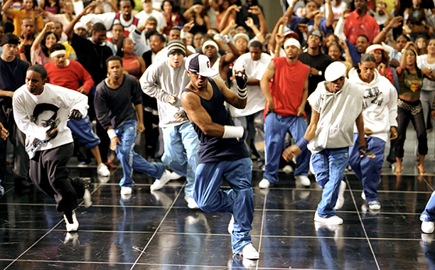 Big Bounce Finale, You Got Served