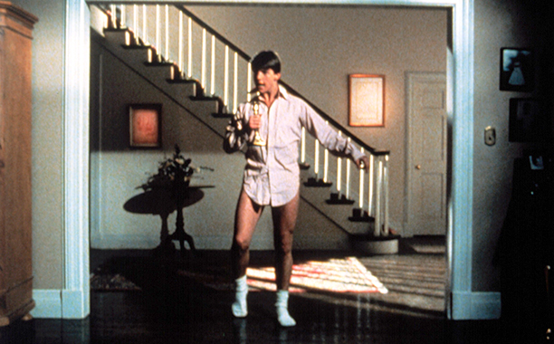 Ray-Bans and underpants, Risky Business (1983)