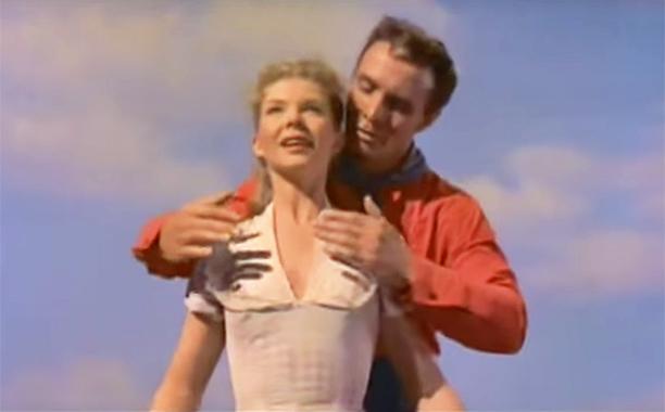 Dream ballet, Oklahoma! (1955)