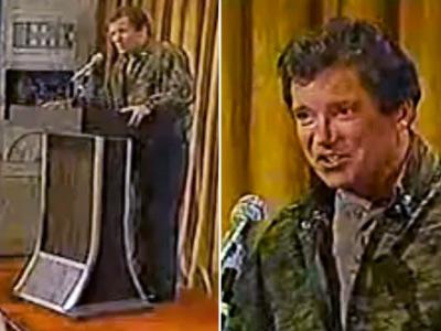 William Shatner, Saturday Night Live