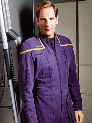Scott Bakula, Enterprise