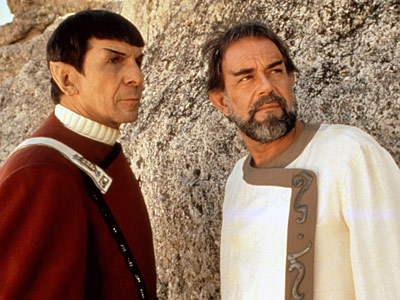 Leonard Nimoy, Star Trek V: The Final Frontier