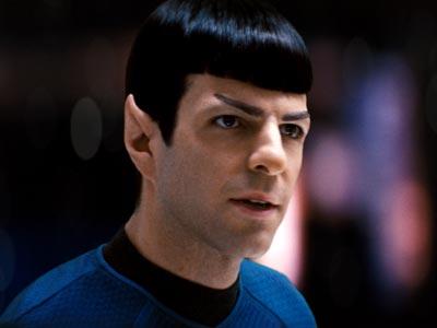 Zachary Quinto, Star Trek