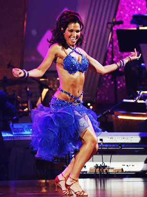 Dancing With the Stars, Melissa Rycroft