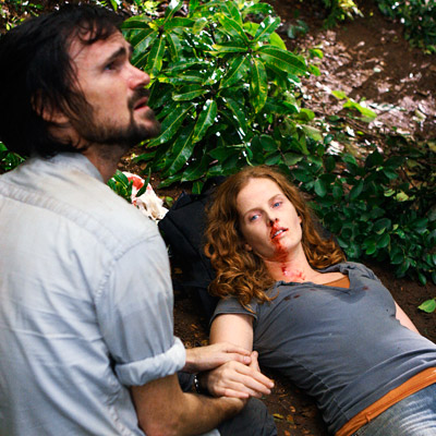 Jeremy Davies, Rebecca Mader, ... | THE NUTSHELL: After an adventure with Rousseau and Co., Jin hooks up with the Left Behinders, who hope the Orchid holds the key to ending…