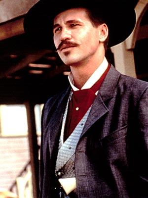 Val Kilmer, Tombstone