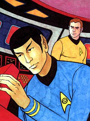 Star Trek (TV Show - 1973)