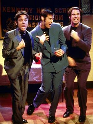 Jim Carrey, Chris Kattan, ...