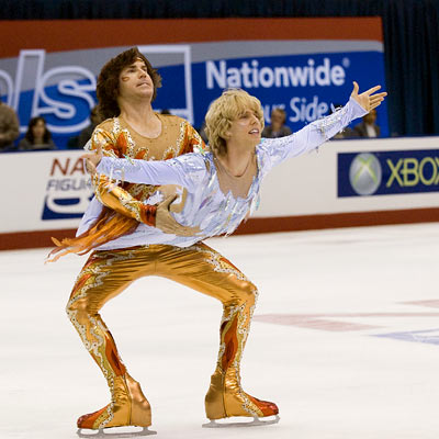 Blades of Glory, Jon Heder, ... | Blades of Glory (2007) One in the long line of Will Ferrell sports parodies, Blades used the classic figure-skating-movie trope of ''opposites attract'' to have…
