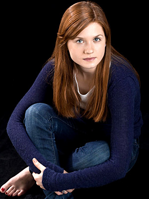 Bonnie Wright, Harry Potter and the Half-Blood Prince