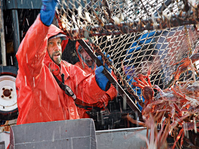 17. DEADLIEST CATCH (Discovery, 2005-present)