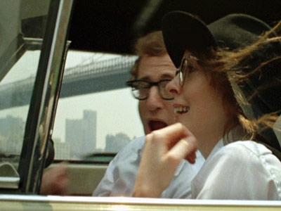 Annie Hall, Diane Keaton | Rom-coms don't feature a lot of car chases, but there are still plenty of hair-raising highway scenes thanks to daffy heroines who can't stay in…