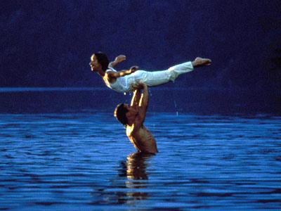 Jennifer Grey, Patrick Swayze, ...