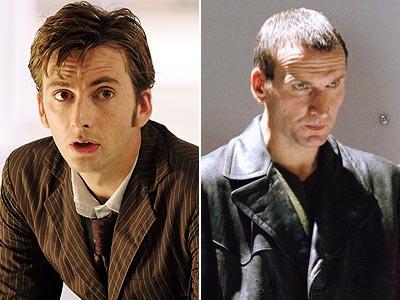 David Tennant, Doctor Who, ...