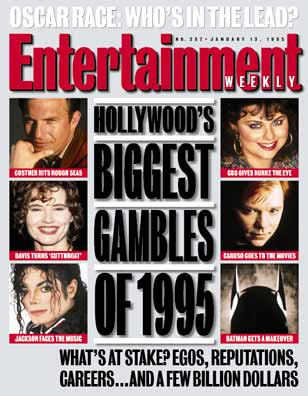 Hollywood's Biggest Gambles of 1995