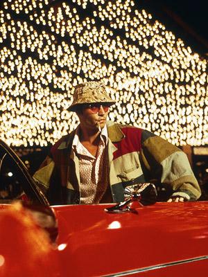 Fear and Loathing in Las Vegas, Johnny Depp