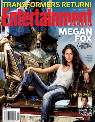 Megan Fox, Transformers: Revenge of the Fallen