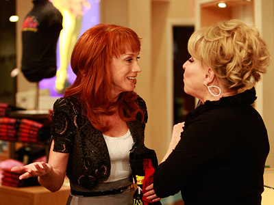 Kathy Griffin: My Life On The D-List, Bette Midler, ...