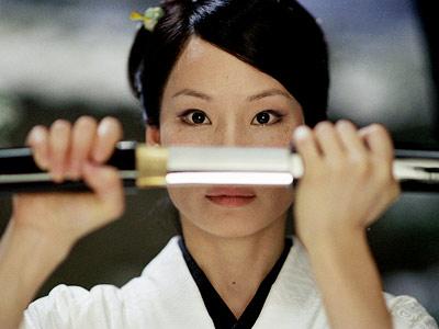 Lucy Liu, Kill Bill -- Vol. 1