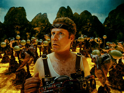 Land of the Lost, Will Ferrell