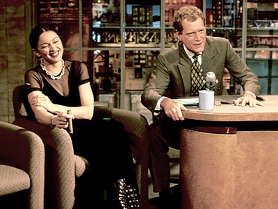 Late Show With David Letterman, David Letterman, ...