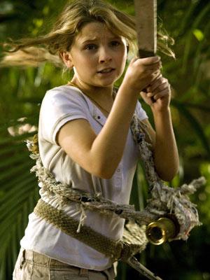 Abigail Breslin, Nim's Island