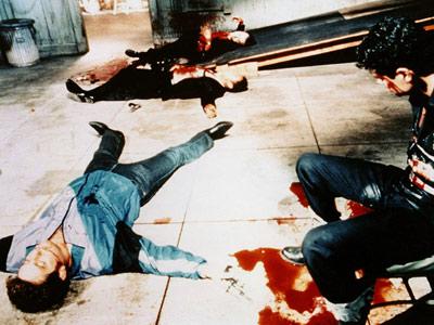 Christopher Penn, Reservoir Dogs
