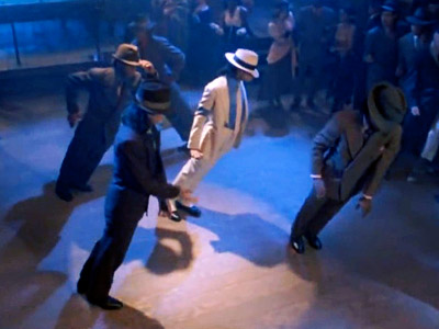Michael Jackson, Smooth Criminal (Music - Michael Jackson)