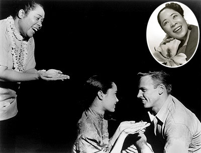 Juanita Hall | JUANITA HALL BECOMES FIRST AFRICAN-AMERICAN TONY WINNER FOR SOUTH PACIFIC (1950) For her portrayal of the shady, money-minded Bloody Mary (who is actually a Pacific…