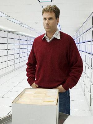 Stranger Than Fiction, Will Ferrell