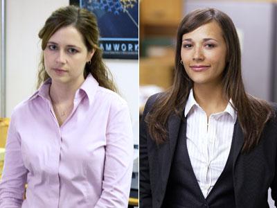 The Office, Jenna Fischer, ...