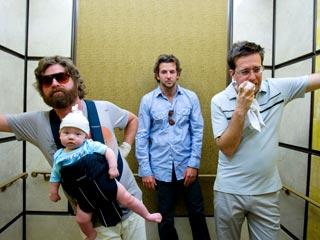 Ed Helms, Bradley Cooper, ...