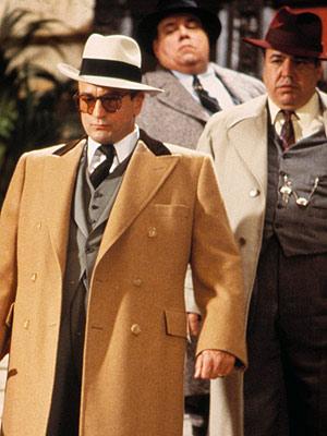 Robert De Niro, The Untouchables