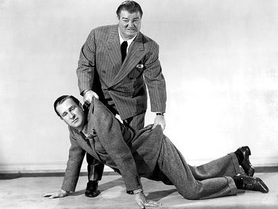 Abbott and Costello, Bud Abbott, ...
