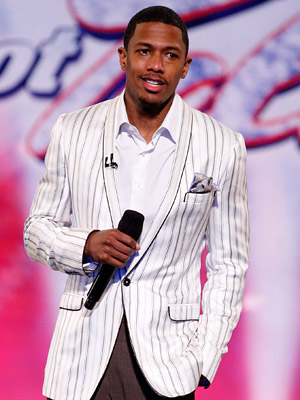 Nick Cannon, America's Got Talent