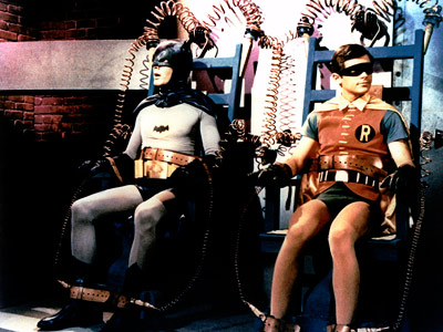 Batman | BATMAN (1966-68) Though there are plenty of Caped Crusader DVDs out there, the classic Adam West version isn't among them. Holy Crime Against Pop Culture!