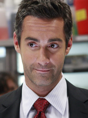 Jay Harrington, Better Off Ted