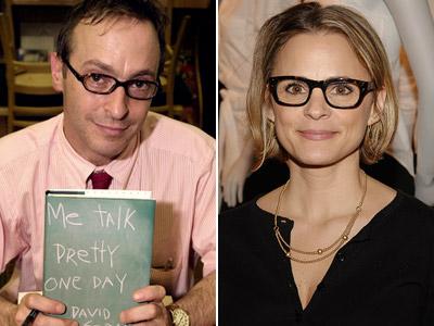 Amy Sedaris, David Sedaris