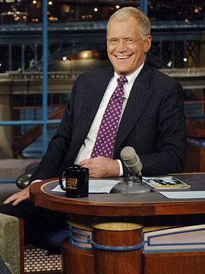 David Letterman, Late Show With David Letterman
