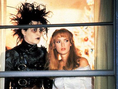 Johnny Depp, Winona Ryder, ...