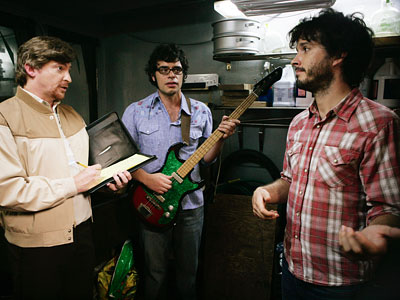 Flight of the Conchords, Bret McKenzie, ... | '' Flight of the Conchords for Best Comedy is flipping awesome. No angry dancing for me since this absurd and brilliant show was rightly recognized.''…