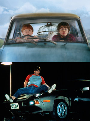 Risky Business, Harry Potter and the Chamber of Secrets